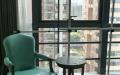 泊富国际奢华酒店式公寓 月租更方便