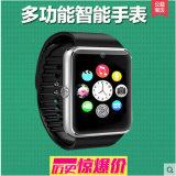 纯色智能手表 蓝牙穿戴设备的尝试者 可插卡 计步信息推送IOS