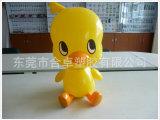 厂家供应 可爱卡通儿童翻跟头充气玩具 充气动物玩具