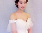 新娘造型,跟妆 早妆 盘发 化妆师魏媛媛