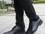 2014秋季新款真皮男鞋英伦商务休闲潮流系带男士皮鞋厂家直销