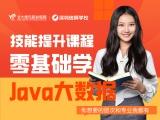 深圳Java开发软件开发培训 从零入门实战练面对面授课