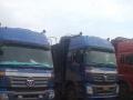 二手欧曼9米6货车低价出售