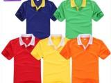 速干翻领广告衫定做 短袖空白t恤批发 订制工作服文化衫diy印字