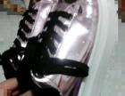 袁姗姗同款亮皮鞋