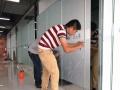 业从事玻璃防爆贴膜、玻璃隔热贴膜、磨砂贴膜、家具贴