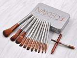 12支铁盒化妆刷套装 美妆工具 新款化妆刷厂家直销