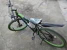 7成新的自行车转让150元