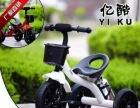 新品儿童三轮车自行车脚踏车小孩玩具车童车
