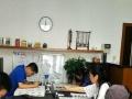 上海高端书法老师徐家汇高端成人书法培训招生