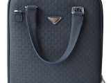 新款左宾利男士手提包竖款真皮包男士高档商务手提包 一件代发