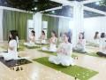 我家瑜伽万达店:免费瑜伽季+DIY手作沙龙