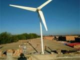 风光互补10千瓦低转速小型离网家用风力发电机