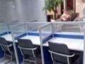 呼市厂家直销办公桌,工位桌,会议桌,培训桌
