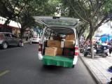 成都金杯车面包车搬家拉货