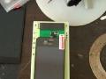 手机外屏触摸屏一体屏维修更换