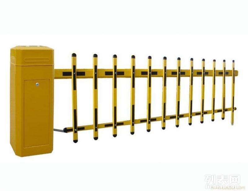 道闸挡车器起落杆电动门停车场系统就找洛阳金冠护栏