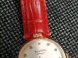 全新机械手表一次没带过
