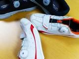 户外鞋快速鞋带系统自动调节旋转鞋扣