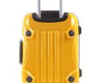 厂家直销变形金刚铝框万向轮拉杆箱大黄蜂旅行箱PC行李箱订做箱包