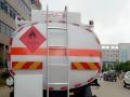 滁州国五东风5吨油罐车上好牌多少钱