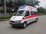 河源市内120转院接送 救护车出租按公里收费