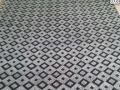 全新化纤涤纶田园风加厚提花满铺地毯