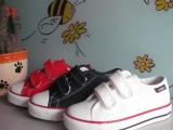 [康泰]新款南霸儿童童鞋童布鞋新款童帆布鞋纯色经典款A615
