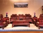 红酸枝家具客厅效果图