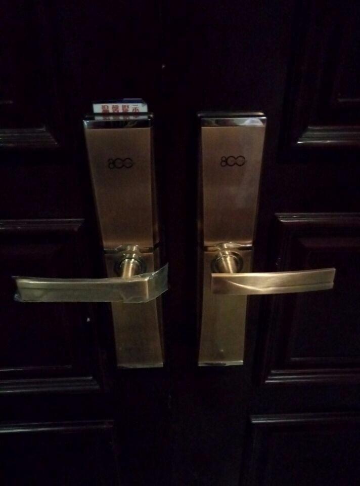 成都高新区专业安装指纹锁 专业承接淘宝天猫京东各种型号指纹锁