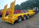 订做钩机板10米--13米挖掘机爬梯平板运输车面议
