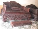 武汉市专业回收红木家具--大红酸枝家具二手老红木高价求购