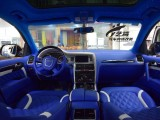 成都汽車內飾改裝商務車航空座椅木地板