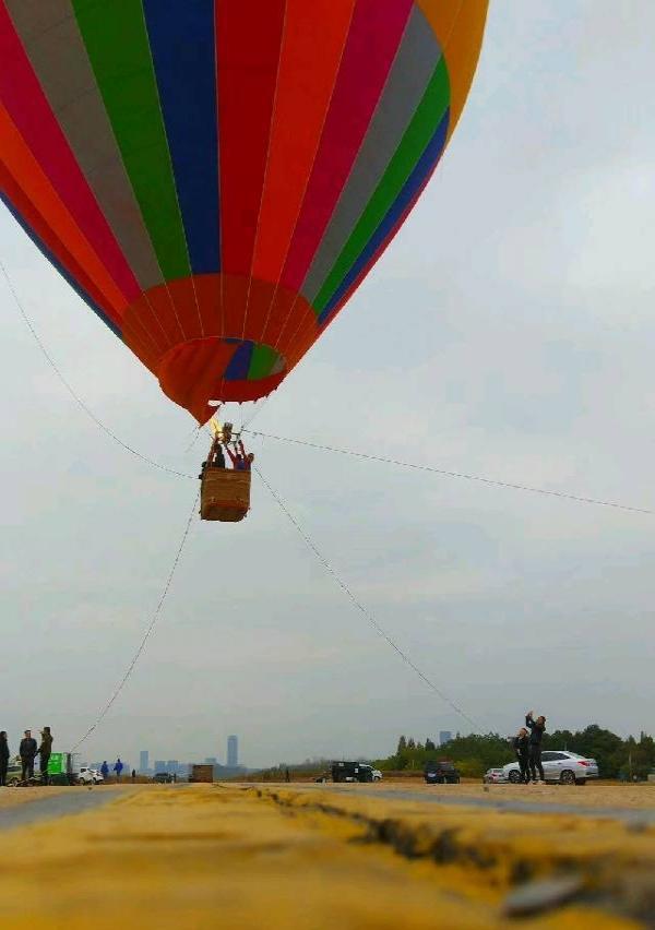 中大型热气球租赁
