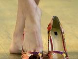 2014春夏新款女鞋 鱼嘴 高跟真皮女鞋 一件代发 厂家直销