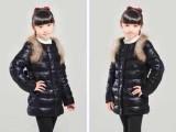 中山厂家女童羽绒服冬季必备保暖舒适服装批发 直销