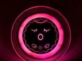 UFO幻彩移动电源暖手宝 创意多彩小夜灯USB电暖宝