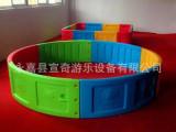 幼儿园大型方型圆形塑料海洋球池 儿童海洋