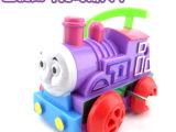 3219会翻跟斗的托马儿 发条玩具 上链托马儿火车头 儿童玩具批