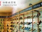 精品店展示柜六边形展柜多边形展示柜高端钛合金展示柜