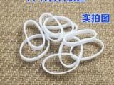 批发硅胶圈乳胶圈,越南进口橡皮筋,扁形大头彩色透明橡皮筋