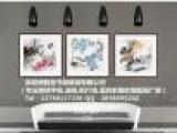 深圳罗湖博雅堂框业定制定做十字绣框,罗湖字画框婚纱框定制装裱