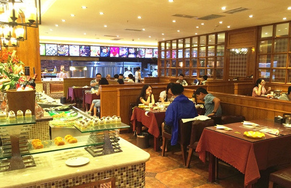 四川吉布鲁牛排海鲜自助加盟多少钱/西餐牛排自助加盟十大排行榜