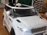 儿童可坐电动车一千买的,非常棒的儿童可坐车