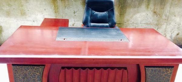 办公台 大班桌 办公椅