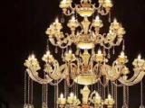 批发吸顶灯led圆形水晶客厅灯现代简约卧室灯大气餐厅灯具灯饰