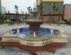 安平假山 喷泉施工 仿古建筑门楼施工
