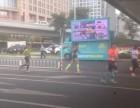 天津LED广告车小篷车舞台车全国租赁