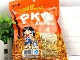 国产零食 麦乐比多乐来一口pk脆点心面日