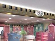 母婴店装修设计,母婴店装修效果图,专业母婴店设计